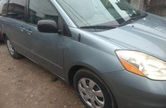 2007 Toyota Sienna Petrol Automatic Blue for sale