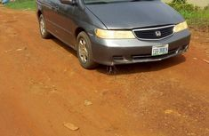 Honda Odyssey 2004 LX Automatic Gray for sale