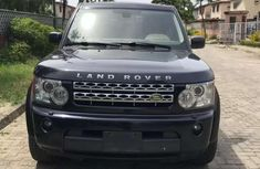 Used 2011 MG Rover suv automatic for sale in Lagos