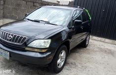 Used black 2003 Lexus RX automatic for sale in Port Harcourt