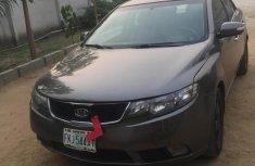 Grey/silver 2012 Kia Cerato car at attractive price in Port Harcourt
