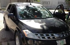 Well maintained black 2007 Nissan Murano for sale at price ₦900,000 in Lagos