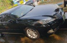 Sell well kept black 2011 Lexus ES sedan in Ibadan