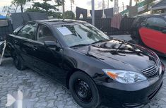 Black 2003 Toyota Camry at mileage 66,000 for sale