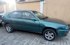Sparkling 1996 Toyota Corolla manual in good condition at price ₦400,000