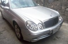 Neatly used 2004 Mercedes-Benz E240 for sale in Port Harcourt