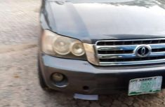 Sell brown 2006 Toyota Highlander in Calabar at cheap price