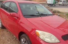 Sell 2006 Toyota Matrix at mileage 158,330 in Lagos