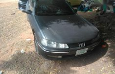 Sell black 2002 Peugeot 202 manual in Abuja