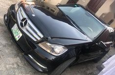 Best priced black 2011 Mercedes-Benz C300 automatic at mileage 12,000