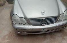 Mercedes-Benz C230 2004 Silver for sale