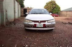 Peugeot 406 1998 Coupe Silver for sale