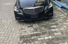 Well maintained blue 2011 Mercedes-Benz E350 at mileage 765 for sale