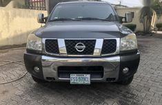 Best priced used 2009 Nissan Titan suv / crossover automatic in Lagos