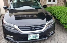 Well maintained 2014 Honda Accord for sale at price ₦5,500,000 in Lagos