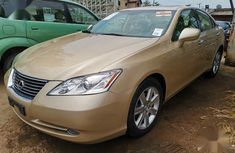 Beige 2007 Lexus ES sedan for sale at price ₦3,300,000 in Ikeja