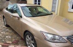 Sell high quality 2009 Lexus ES in Owerri