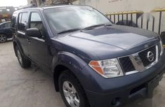 Very sharp neat blue 2007 Nissan Pathfinder automatic for sale