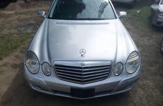 Used grey/silver 2008 Mercedes-Benz E350 automatic for sale