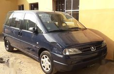 Authentic used 1999 Peugeot 806 at mileage 180,000 for sale