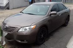 Sell well kept brown 2008 Toyota Camry automatic at mileage 111,729