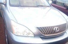 Sell blue 2006 Lexus RX sedan at mileage 80,594 in Enugu