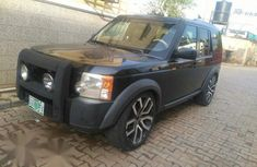 Land Rover LR3 2007 Gray for sale