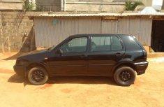 Volkswagen Golf 2004 Black for sale