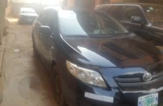 Selling 2008 Toyota Corolla at mileage 107 in good condition in Lagos
