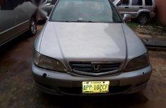 Sell cheap grey/silver 1999 Honda Accord manual