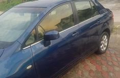 Need to sell cheap used blue 2007 Nissan Tiida automatic