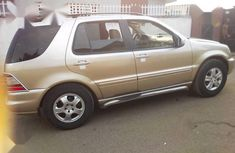 Mercedes-Benz C320 2003 Gold for sale
