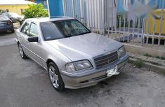 Mercedes-Benz C230 2000 Silver for sale