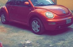 Very clean 2005 Volkswagen Beetle for sale at price ₦700,000