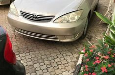 Sell high quality 2006 Toyota Camry automatic at mileage 125