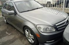 Sell well kept 2011 Mercedes-Benz C300 sedan automatic at price ₦5,300,000