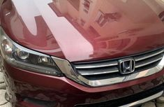 Used 2014 Honda Accord car automatic at attractive price in Lagos