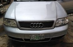 Sell cheap grey/silver 1999 Audi A6 at mileage 170,000