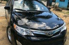 Selling 2012 Toyota Camry sedan automatic in Calabar