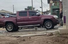 Best priced pink 2007 Toyota Tacoma pickup / truck at mileage 10,000