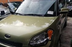 Used green 2010 Kia Soul automatic for sale