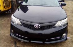 Sell used black 2014 Toyota Camry at mileage 25,000