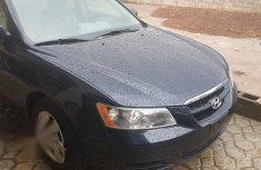 Hyundai Sonata 2007 2.4 Automatic Blue for sale