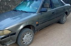 Used grey/silver 1998 Toyota Carina manual car at attractive price
