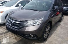 Need to sell high quality grey/silver 2014 Honda CR-V suv / crossover automatic