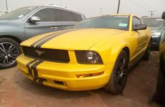 Best priced yellow 2006 Ford Mustang sports / coupe automatic