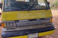 Clean and neat yellow 1998 Mazda 1000 van / minibus at price ₦900,000 in Ibadan