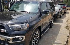 Sell well kept black 2018 Toyota 4-Runner automatic at price ₦19,800,000