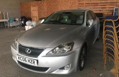 Lexus IS 2006 250 AWD Silver for sale