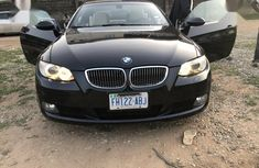 Need to sell high quality black 2009 BMW 325i automatic in Abuja